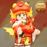 Chinese carp girl LYLST150