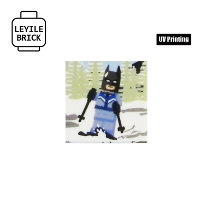 Batman Tile 2x2-printing 40