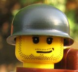 BrickArms M1 Steel Pot Helmet  BA088