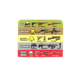 Brickamrs WWII Weapons Pack 18