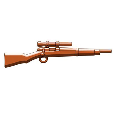 Brown -A4 ABrickarmsM1903rmy Sniper Rifle  BA155