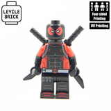 Deadpool Samurai  LYLMV197