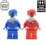 Superman red Bule  LYLDC060-061