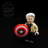 old age Captain America  LYLMV300