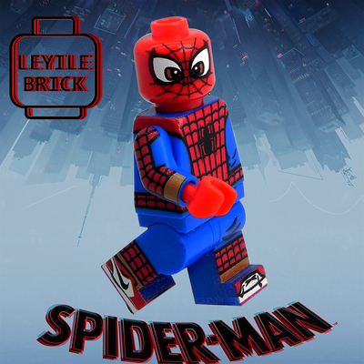 Animated Spider-Man LYLMV256