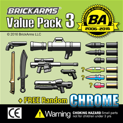 Brickarms Value Pack #3   WQB14