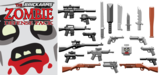 BrickArms Zombie Defense Pack  WQB22