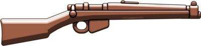 Brown Brickarms Lee-Enfield SMLE Rifle  BA119