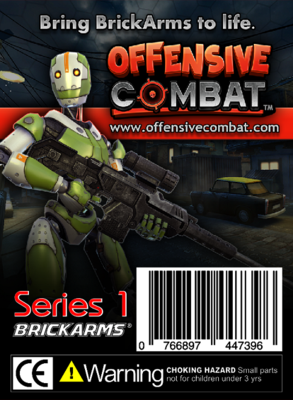 Brickarms  Offensive Combat  WQB08(9)