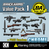 Brickarms Value Pack #1  WQB12