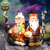 Land god couple LYLST289-290